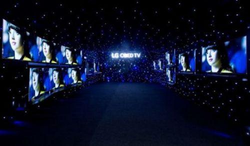 至黑至美 LG OLED TV极致星空展上海上演